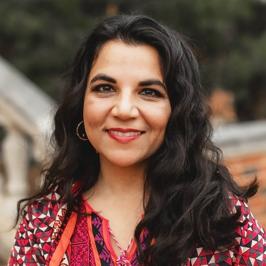 Mona Sabah Earnest